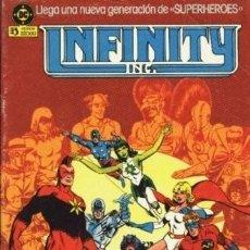 Comics: INFINITY INC - COMPLETA - 22 NÚMEROS - ZINCO. Lote 116175823
