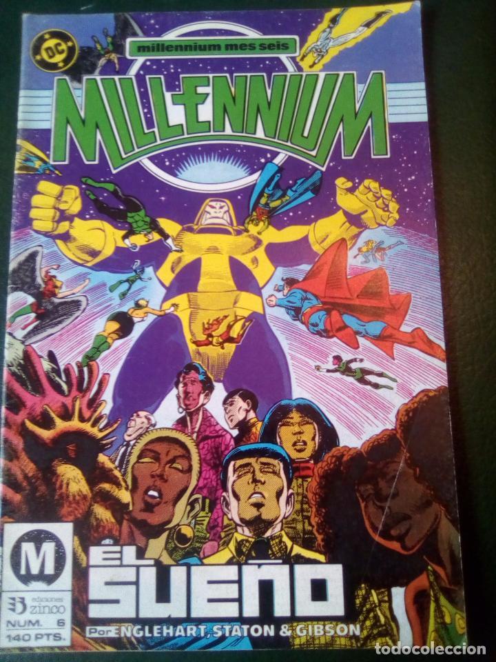 MILLENIUM 6 ZINCO (Tebeos y Comics - Zinco - Millenium)