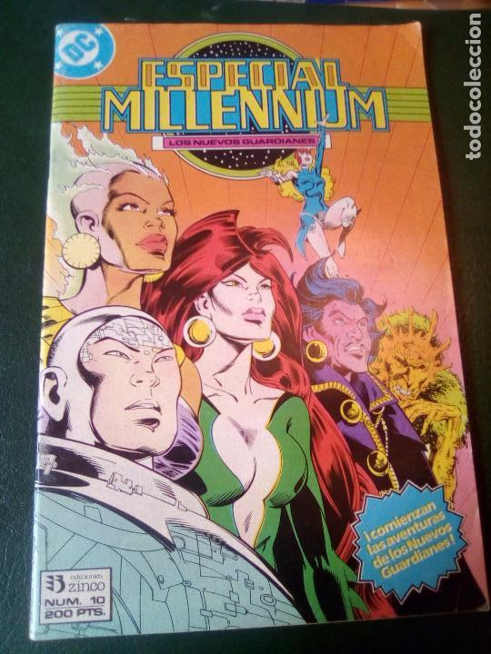 ESPECIAL MILLENNIUM 10 ZINCO (Tebeos y Comics - Zinco - Millenium)