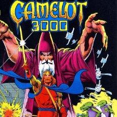 Cómics: CAMELOT 3000- ADJUNTO FOTO PREMIOS HAXTUR SALON COMIC ASTURIAS- BOLLAND OBRA MAESTRA COMPLETA 9 Nº.S. Lote 26386094