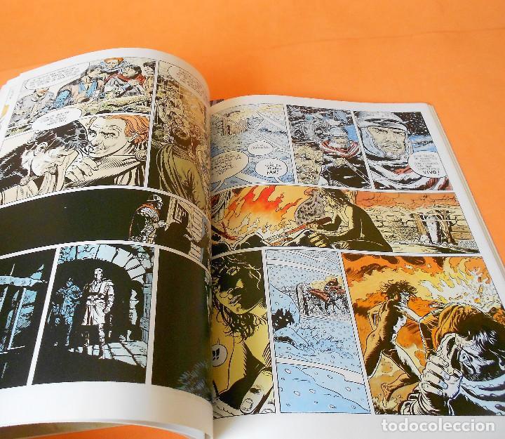 Cómics: LOS HEROES CABALLEROS - COTHIAS Y ROUGE - COMPLETA 2 TOMOS - ZINCO - TAPA BLANDA . BUEN ESTADO. - Foto 5 - 116436055