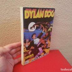 Fumetti: RETAPADO COMIC TEBEO DYLAN DOG TOMO 1 CON Nº 1,2,3 LAS NOCHES DE LUNA LLENA. Lote 116792223