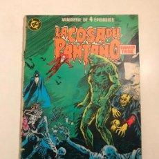 Comics: LA COSA DEL PANTANO 2ª SERIE V 2 V2 Nº 4. ZINCO 1988. Lote 116959907