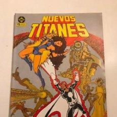Comics : NUEVOS TITANES V1 V1 Nº 3. ZINCO 1984. Lote 116962807