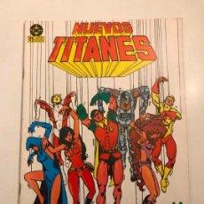 Comics : NUEVOS TITANES V1 V1 Nº 9. ZINCO 1984. Lote 116963135