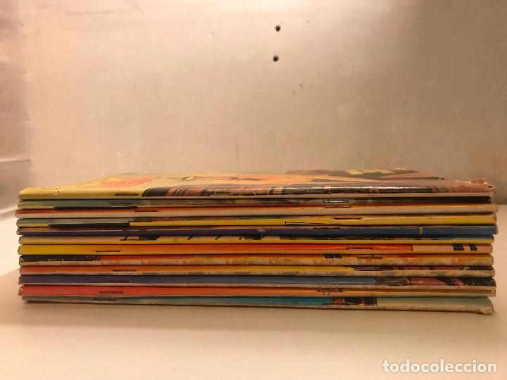 COLECCION COMPLETA DE 13 NUMEROS A FALTA DE 1. TEX. ZINCO 1983 (Tebeos y Comics - Zinco - Otros)