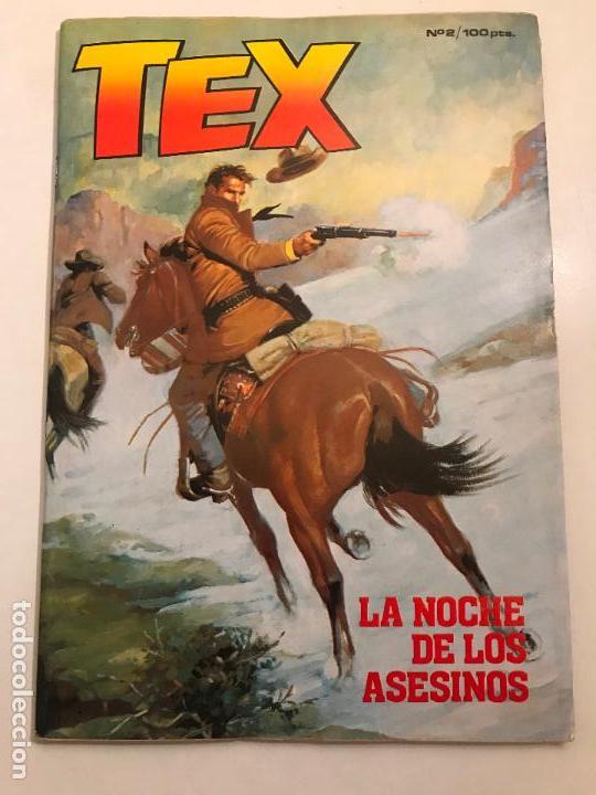 Cómics: COLECCION COMPLETA DE 13 NUMEROS A FALTA DE 1. TEX. ZINCO 1983 - Foto 3 - 116965379
