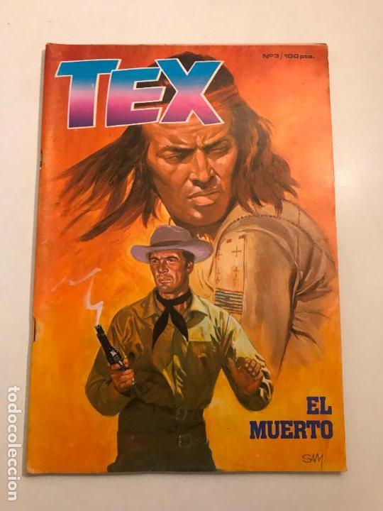 Cómics: COLECCION COMPLETA DE 13 NUMEROS A FALTA DE 1. TEX. ZINCO 1983 - Foto 4 - 116965379
