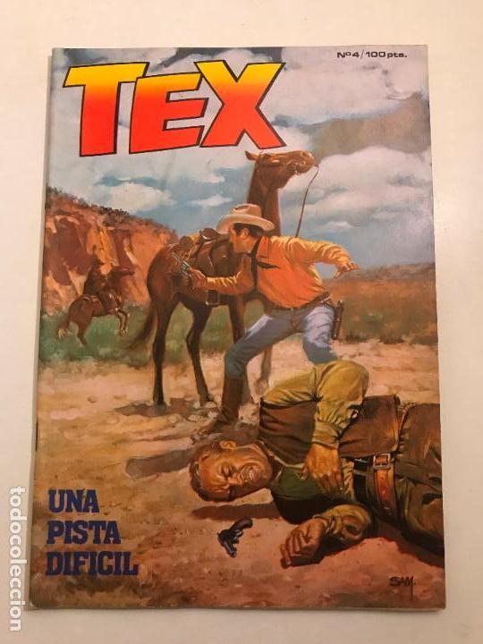 Cómics: COLECCION COMPLETA DE 13 NUMEROS A FALTA DE 1. TEX. ZINCO 1983 - Foto 5 - 116965379