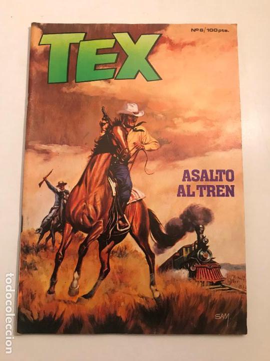 Cómics: COLECCION COMPLETA DE 13 NUMEROS A FALTA DE 1. TEX. ZINCO 1983 - Foto 6 - 116965379