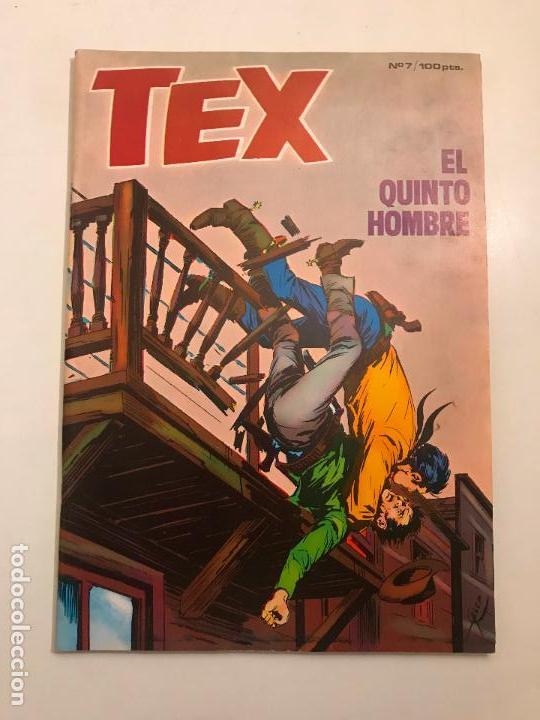 Cómics: COLECCION COMPLETA DE 13 NUMEROS A FALTA DE 1. TEX. ZINCO 1983 - Foto 7 - 116965379