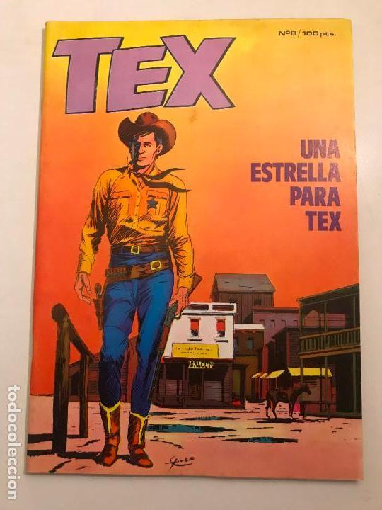 Cómics: COLECCION COMPLETA DE 13 NUMEROS A FALTA DE 1. TEX. ZINCO 1983 - Foto 8 - 116965379