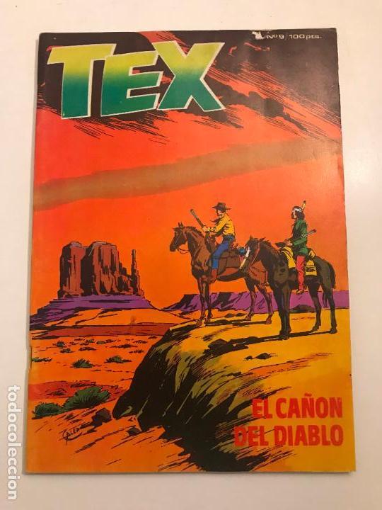 Cómics: COLECCION COMPLETA DE 13 NUMEROS A FALTA DE 1. TEX. ZINCO 1983 - Foto 9 - 116965379