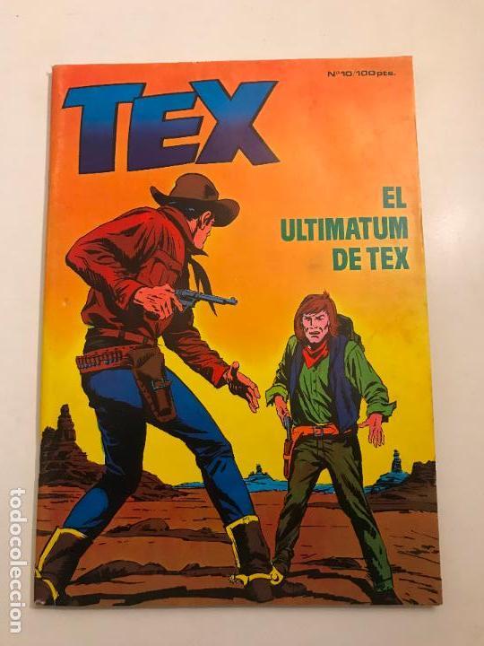 Cómics: COLECCION COMPLETA DE 13 NUMEROS A FALTA DE 1. TEX. ZINCO 1983 - Foto 10 - 116965379