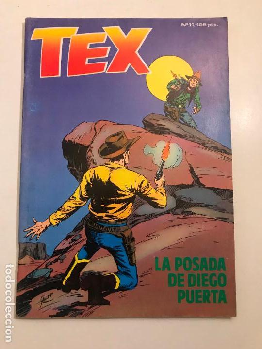 Cómics: COLECCION COMPLETA DE 13 NUMEROS A FALTA DE 1. TEX. ZINCO 1983 - Foto 11 - 116965379