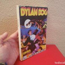 Fumetti: RETAPADO COMIC TEBEO DYLAN DOG TOMO 1 CON Nº 1,2,3 LAS NOCHES DE LUNA LLENA. Lote 117200739
