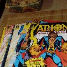 Cómics: ARION LOTE Nº 1 AL 7 ZINCO. Lote 117239959