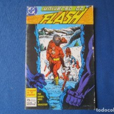 Cómics: UNIVERSO DC - FLASH Nº 9 DC / ZINCO - ESPECIAL DE 52 PÁGINAS. Lote 117272379