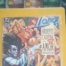 Comics : COMIC LOBO LA ARDIENTE CADENA DEL AMOR. Lote 117625711
