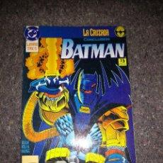 Cómics: BATMAN LA CRUZADA # 3. Lote 117862863