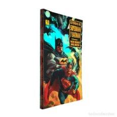 Cómics: LEYENDAS DE SUPERMAN Y BATMAN COMPLETA (LIBROS DEL 1 AL 3) DC / ZINCO 95 - 96 (SIMONSON & BRERETON). Lote 117913295