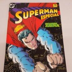 Cómics - SUPERMAN ESPECIAL : EL HOMBRE DE ARENA - WALTER SIMONSON / DC - ZINCO - 118191240