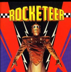 Cómics: ROCKETEER DAVE STEVENS AÑO 1991 BIBLIOTECA 3ª ESTNTERIA IZQUIERDA. Lote 118262043