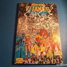 Cómics: NUEVOS TITANES. TOMO. CONTIENE: 31-34-35-36 Y 37. (B-4).. Lote 118424851