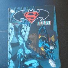 Cómics: SUPERMAN Y BATMAN ENEMIGOS PUBLICOS - EDITORIAL PLANETA TOMO TAPA DURA . Lote 118638419