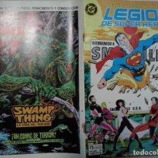 Comics : TEBEOS Y COMICS: LEGION DE SUPERHEROES Nº 6 (ABLN). Lote 118756667