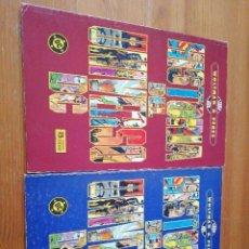 Cómics: HISTORIA DEL UNIVERSO DC COMPLETA 1 Y 2 (WOLFMAN / PEREZ) ZINCO - C22. Lote 118816567