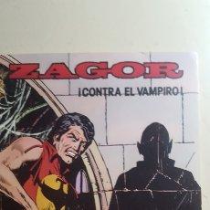 Cómics: ZAGOR CONTRA EL VAMPIRO. 1982 ZINCO. NÚMERO 2. Lote 118851600