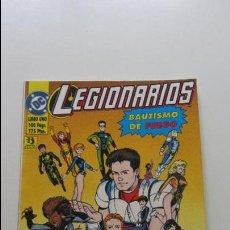 Cómics: LEGIONARIOS. BAUTISMO DE FUEGO. EDICIONES ZINCO. CS114. Lote 118899519