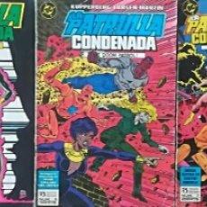 Cómics: LA PATRULLA CONDENADA 1,4,6,7,11. Lote 173215527