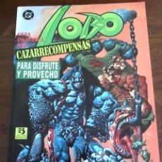 Cómics: LOBO. GUIA PRACTICA DEL CAZARRECOMPENSAS. PARA DISFRUTE Y PROVECHO.. Lote 119091751