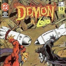 Cómics: THE DEMON VS. LOBO Nº 3 - ZINCO - MUY BUEN ESTADO - C19. Lote 119106707