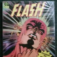 Cómics: FLASH EXTRA 3 RETAPADO 11-12-13 Y 14 PRECINTADO. Lote 295356798