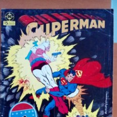 Cómics: SUPERMAN N°9. Lote 119191738