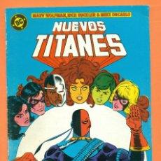 Cómics: NUEVOS TITANES - Nº 44 - DC / ZINCO - COMIC. Lote 119451539