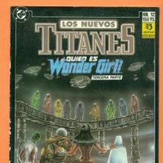 Cómics: LOS NUEVOS TITANES - Nº 12 - DC / ZINCO - COMIC. Lote 119451703