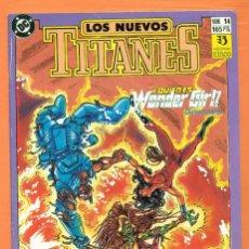 Cómics: LOS NUEVOS TITANES - Nº 14 - DC / ZINCO - COMIC. Lote 119451751