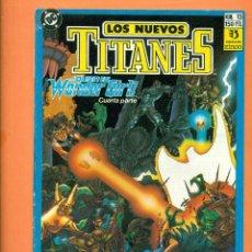 Cómics: LOS NUEVOS TITANES - Nº 13 - DC / ZINCO - COMIC. Lote 119451811
