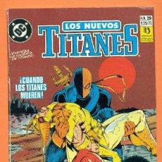 Cómics: LOS NUEVOS TITANES - Nº 29 - DC / ZINCO - COMIC. Lote 119451983