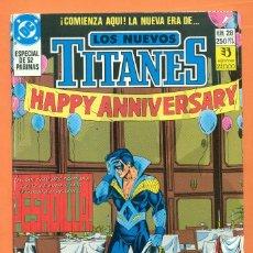 Cómics: LOS NUEVOS TITANES - Nº 28 - DC / ZINCO - COMIC. Lote 119452035