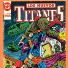Cómics: LOS NUEVOS TITANES - Nº 27 - DC / ZINCO - COMIC. Lote 119452119