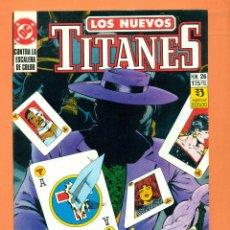 Cómics: LOS NUEVOS TITANES - Nº 26 - DC / ZINCO - COMIC. Lote 119452191