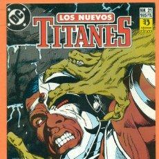 Cómics: LOS NUEVOS TITANES - Nº 21 - DC / ZINCO - COMIC. Lote 119452763