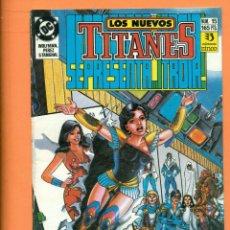 Cómics: LOS NUEVOS TITANES - Nº 15 - DC / ZINCO - COMIC. Lote 119452819