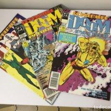 Cómics: DC PREMIERE #14-15-16 DOOM PATROL ZINCO. Lote 119499026