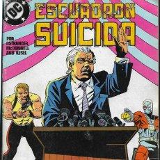 Cómics: ESCUADRÓN SUICIDA - Nº 12. Lote 119546639